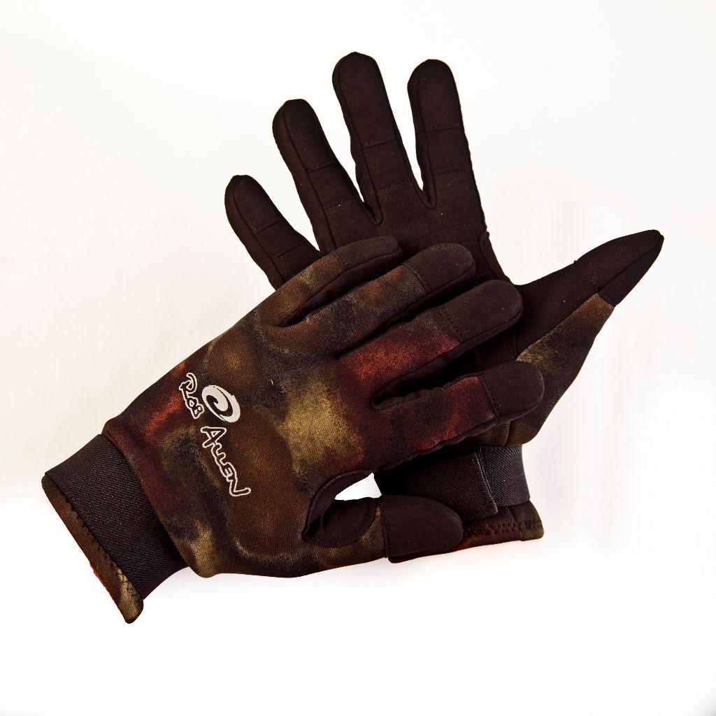 Cape Town Freediving Pure Apnea Level 1 Course Rob Allen Camo Gloves