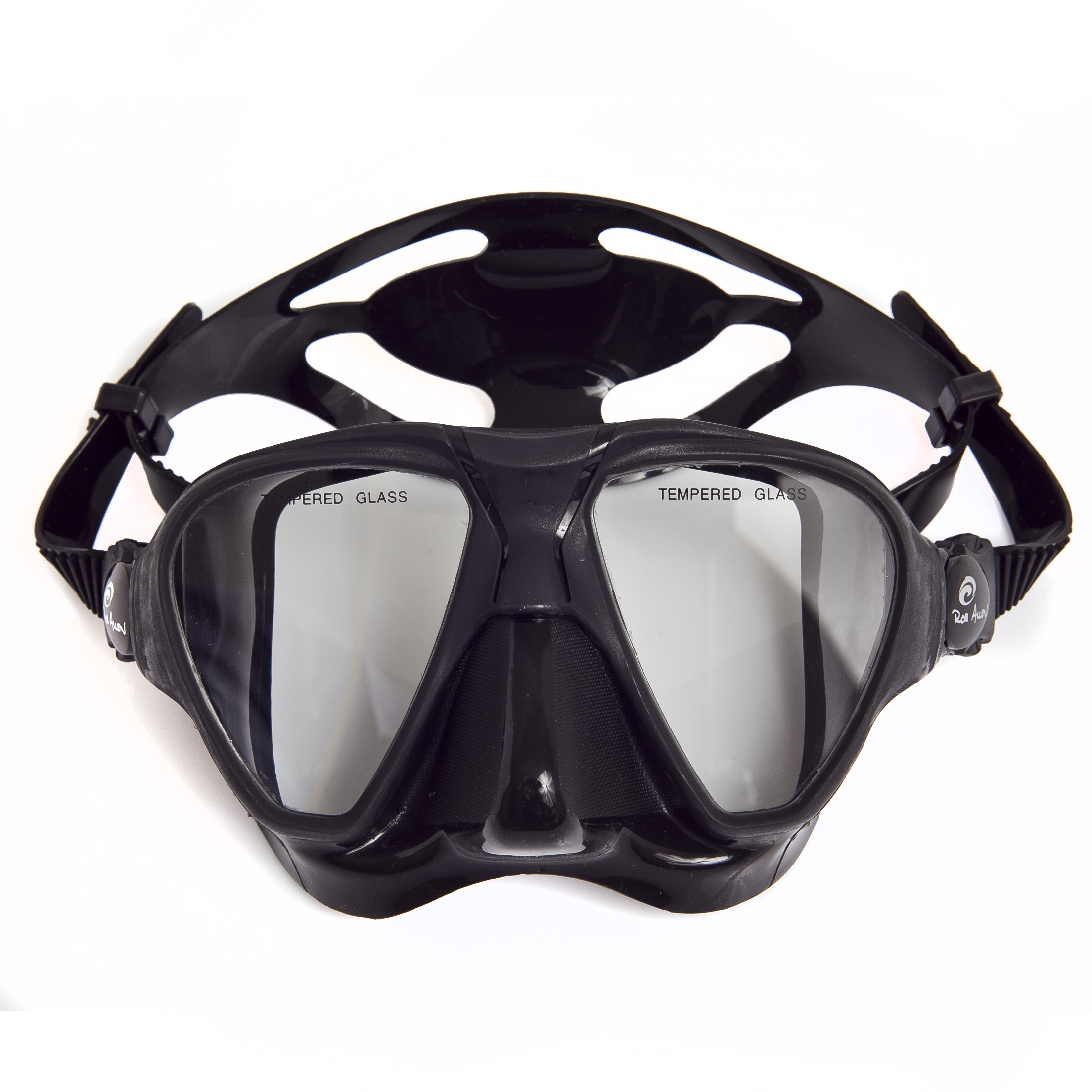 Cape Town Freediving Pure Apnea Level 1 Course Rob Allen Cubera Mask
